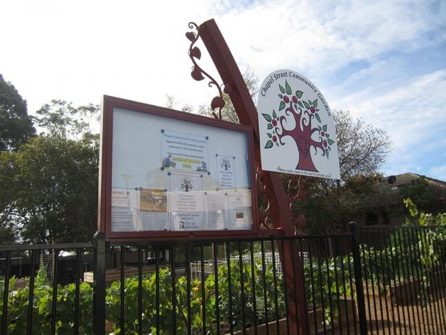 Community Signage