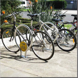 Secure Bike Parking