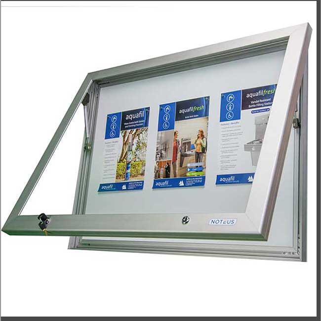 Secure Notice Boards