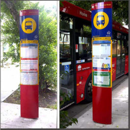 Public Transport Signage
