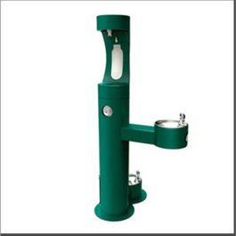 Elkay Heavy Duty Outdoor Drinking Fountains & Bottle Fillers
