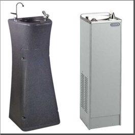 Construction Water Coolers and Drinking Fountains